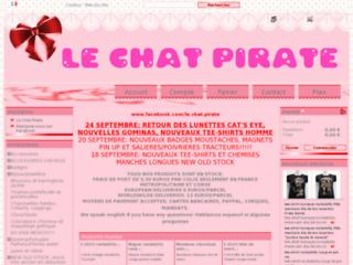 http://www.lechatpirate.fr/
