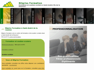 http://www.nilgriss-formation.re/