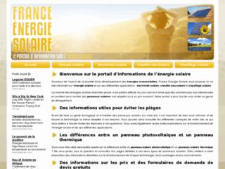 http://www.france-energie-solaire.info/