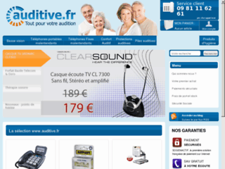 http://www.auditive.fr/