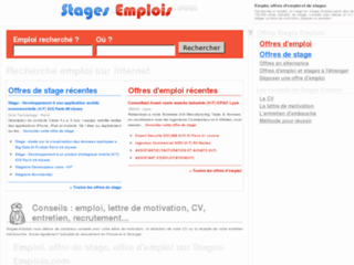 http://www.stages-emplois.com/