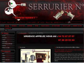d pannage urgence serrurier lyon serrurier. Black Bedroom Furniture Sets. Home Design Ideas
