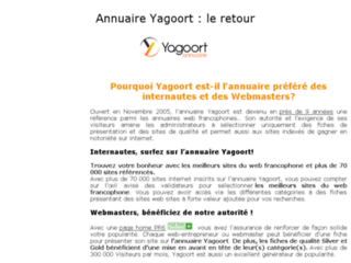 http://annuaire.yagoort.org/