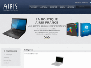 http://www.boutique-airis-france.fr/