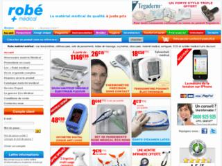 http://www.robe-materiel-medical.com/