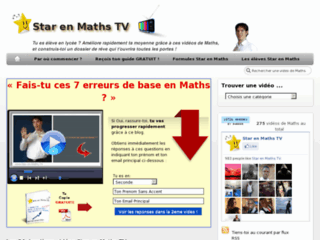 http://www.star-en-maths.tv/