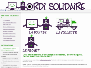 http://www.ordi-solidaire.fr/