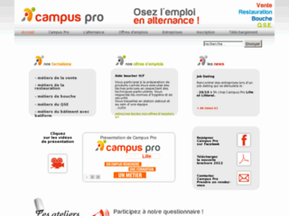 http://www.campus-pro.fr/