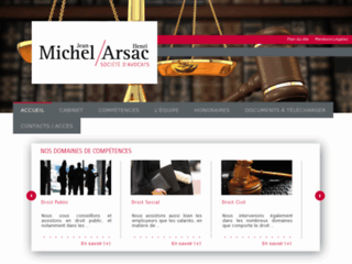 http://www.avocats-clermont-michelarsac.com/
