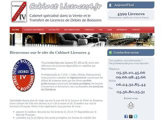 http://www.licences4.fr/