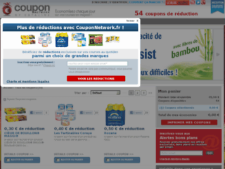 http://www.couponnetwork.fr/