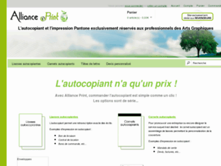 http://www.allianceprint.fr/