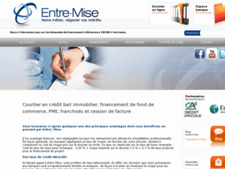 http://www.entre-mise.fr/credit-professionnel.html