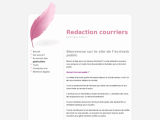 http://www.redaction-courriers.fr/