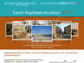 http://www.saint-raphael-location.com/