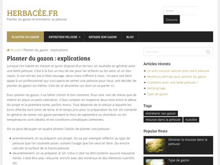 http://www.herbacee.fr/comment-refaire-son-gazon/