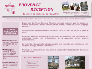 http://www.provence-reception.com/