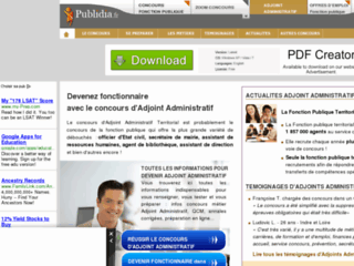 concours d adjoint administratif territorial concours adjoint administratif publidia fr