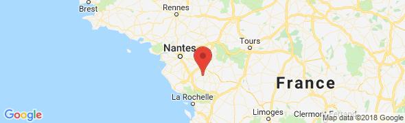 adresse chaigneauvoyages.fr, Pouzauges, France