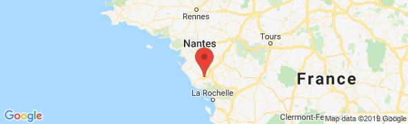 adresse maisonsciv85.fr, La Roche-sur-Yon, France
