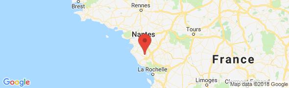 adresse charpentes-fournier.fr, Le Poiré-sur-Vie, France
