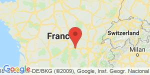 adresse et contact Service création, Arconsat, France