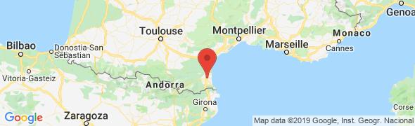 adresse residence-senior-perpignan.com, Perpignan, France