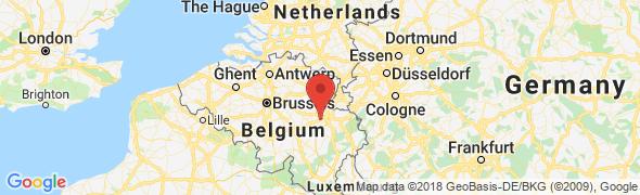 adresse davidts.eu, Flémalle, Belgique