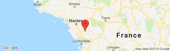 adresse lgbeton.fr, La Flocellière, France