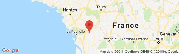 adresse st-leger-martiniere.fr, Saint-Léger-de-la-Martinière, France