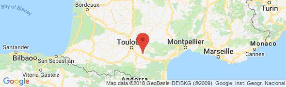 adresse hostellerie-lapomarede.com, La Pomarède, France