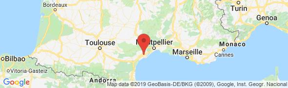 adresse occia.fr, Saint-Thibéry, France