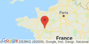 adresse et contact Esprit Coif, Tiercé, France