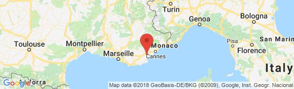 adresse visionhabitats.fr, Roquebrune sur argens, France