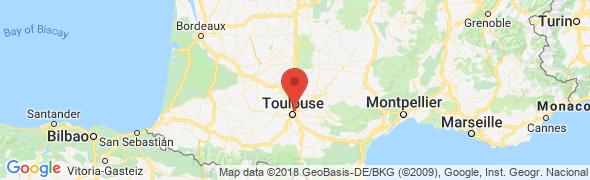 adresse jeux2mains.com, Toulouse, France