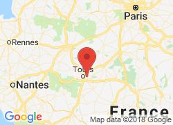 adresse camping-tours.com, Véretz, France