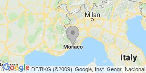 adresse et contact Agence artistique et spectacle, Monte-Carlo, Monaco
