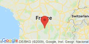 adresse et contact Gite la Dame des Bois, Larodde, France