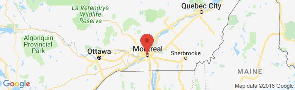adresse estwestcondos.ca, Montréal, Canada