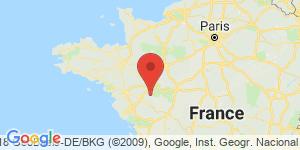 adresse et contact Sabine Blossier - gîte Bellevue, Les Cerqueux-Sous-Passavant, France