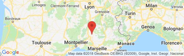 adresse vibra-sons.com, Sablet, France