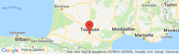 adresse criminalistique.fr, Toulouse, France