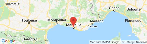 adresse preziosi-handicap.org, Marseille, France