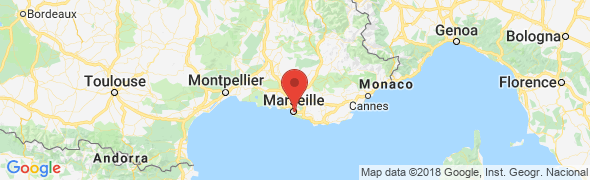 adresse veterinaire-kniasian-urgence.fr, Marseille, France