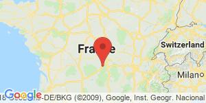 adresse et contact Au Jardin Gourmand, Pontgibaud, France