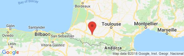 adresse lesrecettesgourmandes.com, Tarbes, France