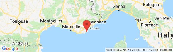 adresse peche-croisiere-charter.com, Cavalaire-sur-Mer, France