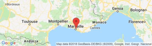 adresse murmure-des-eaux.com, Marseille, France