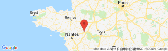 adresse beton-lcda.com, Montreuil-Juigné, France