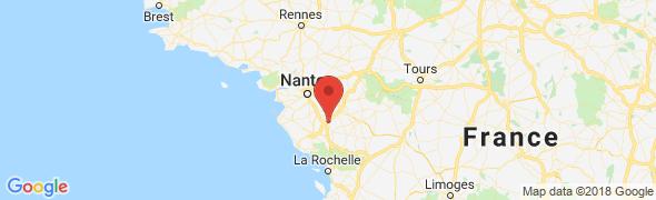 adresse berieau.fr, Sainte-Florence, France